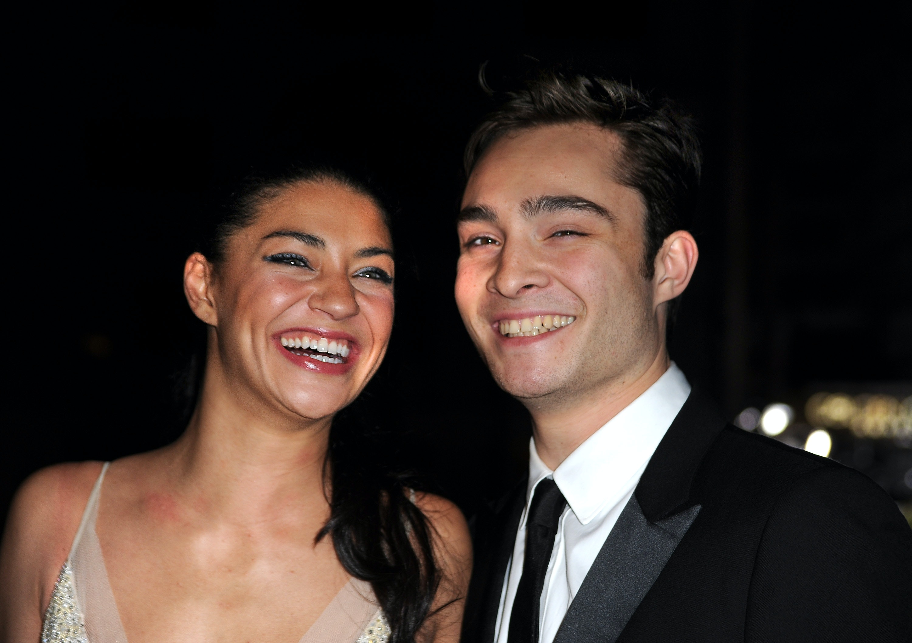 Ed Westwick Sexual Assault Allegations Are 'Shocking,' Say Ex-Girlfriend Jessica Szohr
