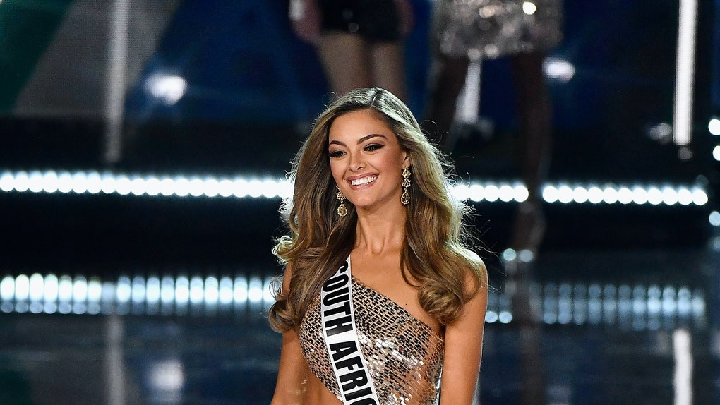 Who Is Demi-Leigh Nel-Peters? Miss Universe 2017 Is From