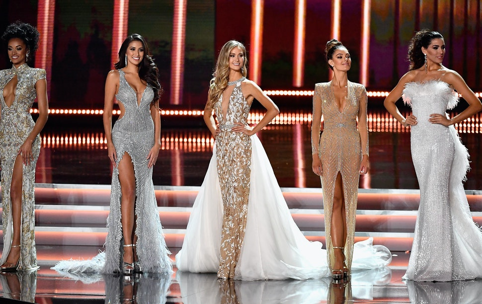 Demi Leigh Nel >> All Of The Miss Universe 2017 Gowns Were Surprisingly Modern & Stylish
