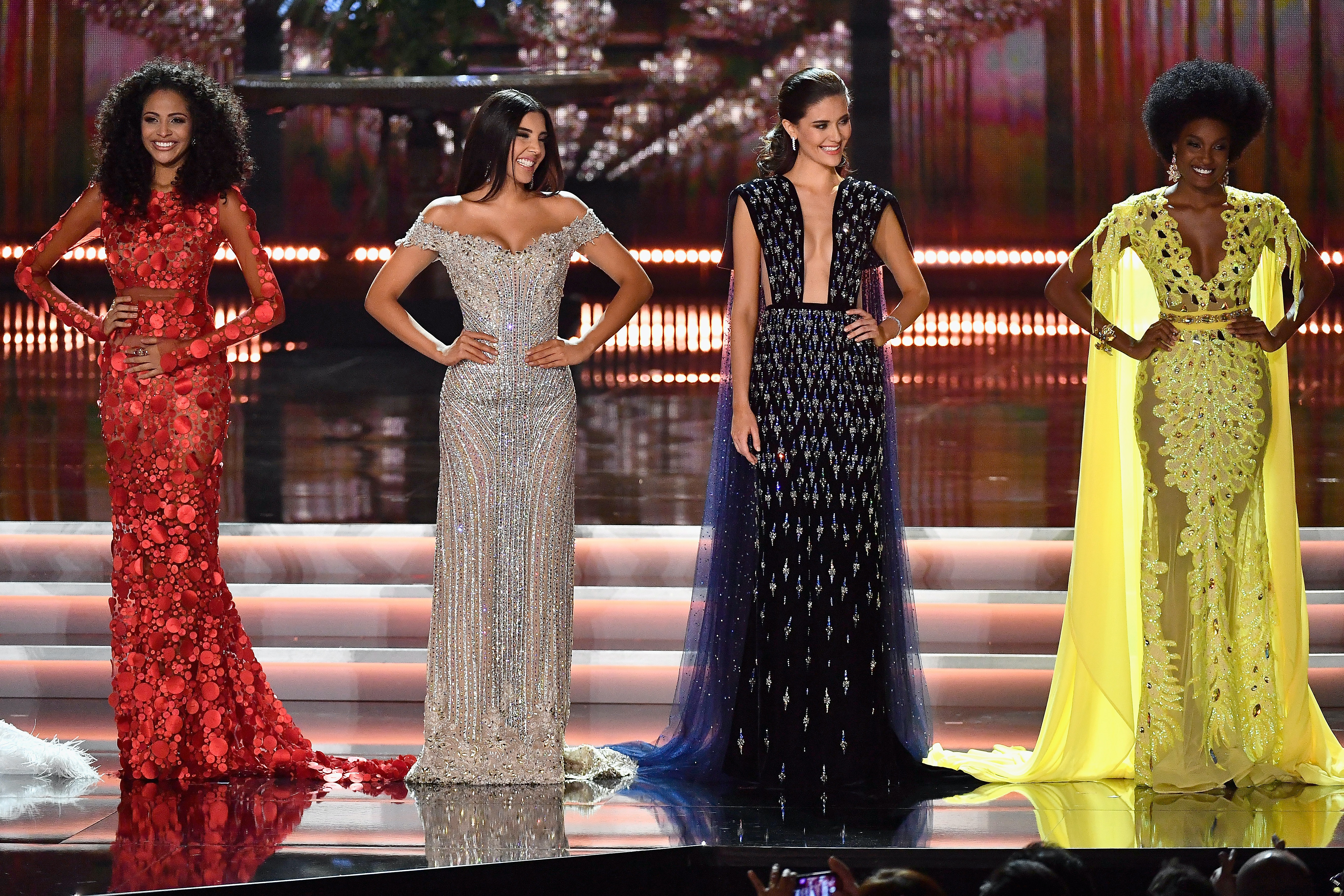 These Twitter Reactions To The Miss Universe 2017 Gowns Prove Fans ...