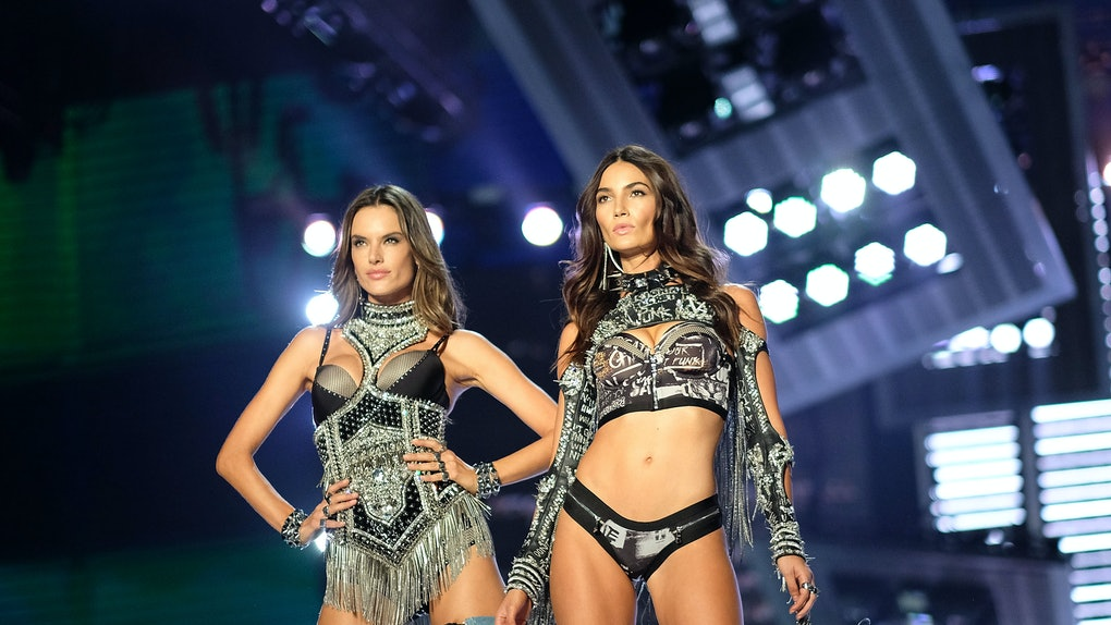 9efaee376 The Victoria's Secret Fashion Show Kung Fu Battle Was Not Twitter's Favorite