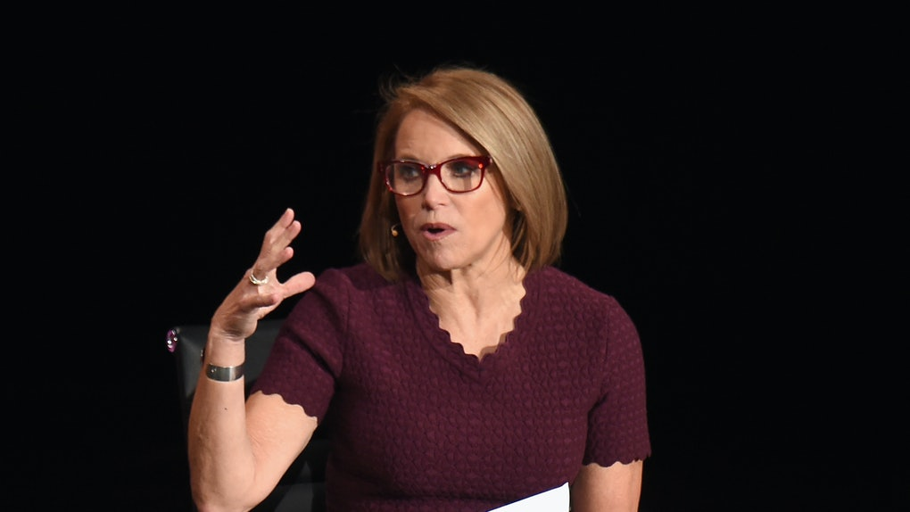 Video Of Katie Couric Saying That Matt Lauer Pinched Her On The Ass Is Really Upsetting