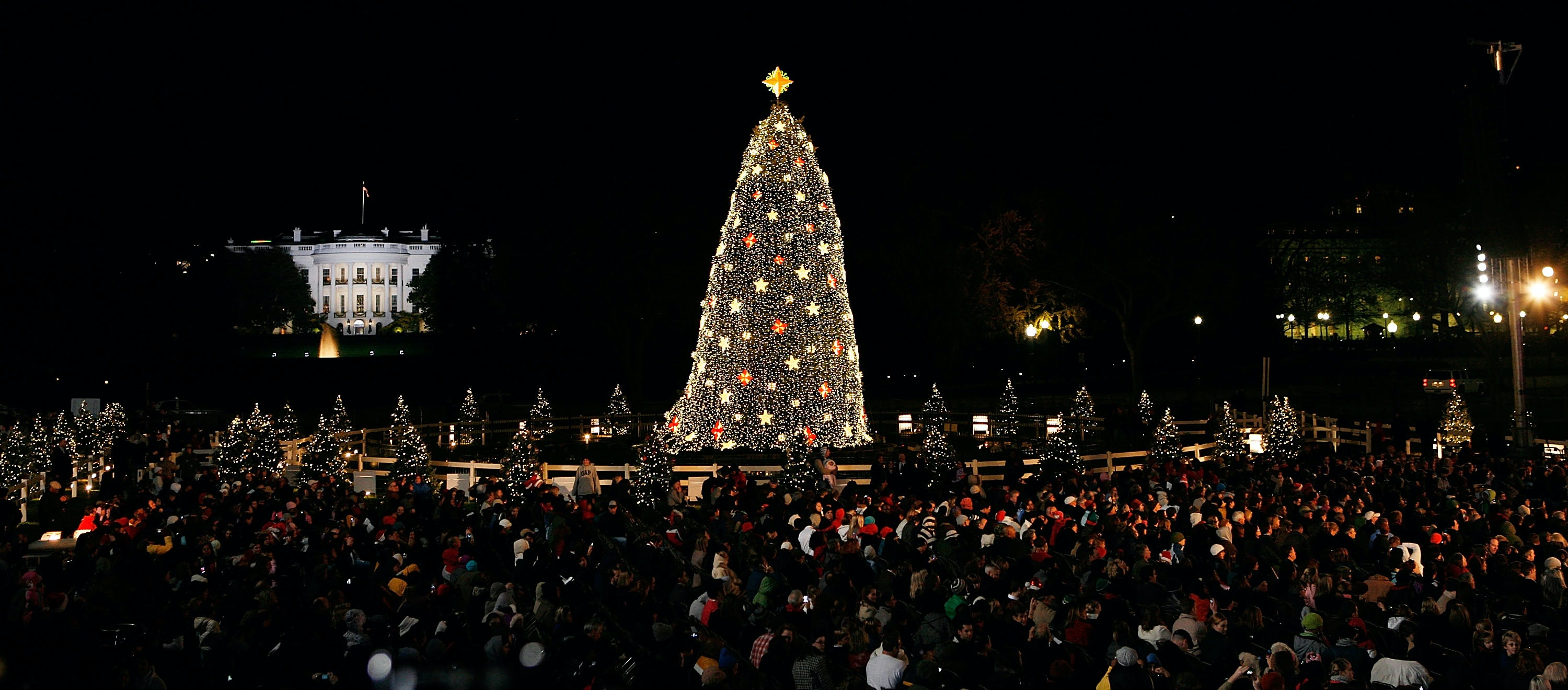 How To Watch The National Christmas Tree Lighting If You Don T Plan