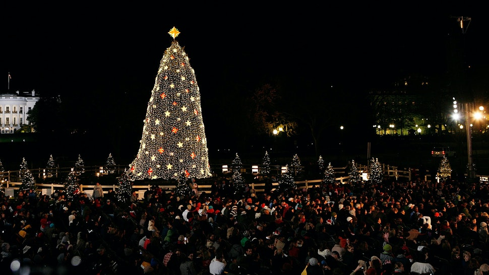 National Christmas Tree Lighting.How To Watch The National Christmas Tree Lighting If You Don