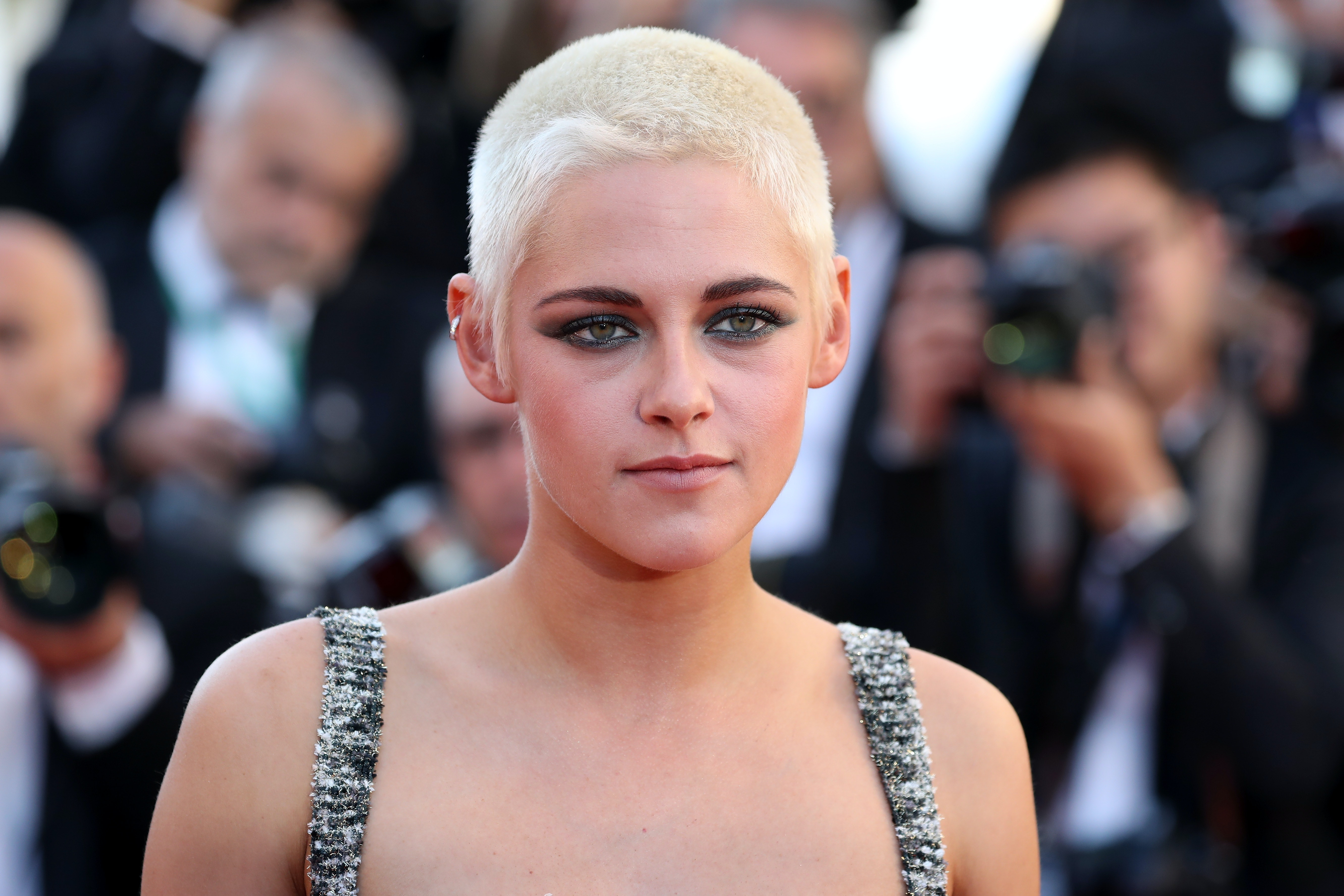 Kristen Stewart\u0027s Ombre Mullet Will Make You Actually Like