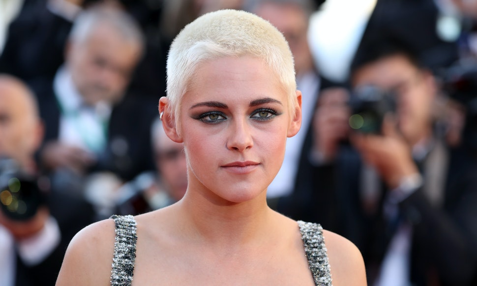 Kristen Stewarts Ombre Mullet Will Make You Actually Like The 80s