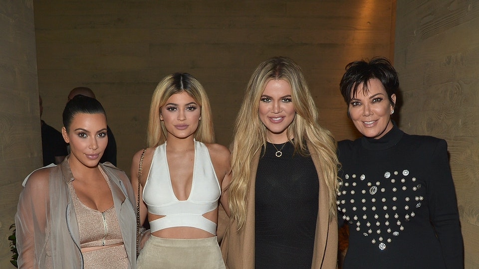 When Was The Kardashian Christmas Card Photo Taken? These Theories ...