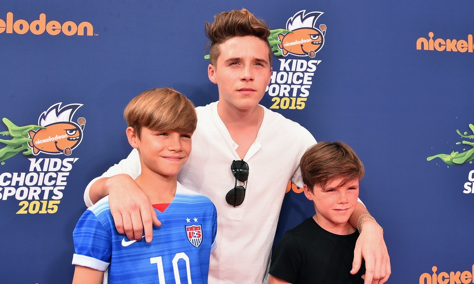 what does brooklyn beckham s new tattoo mean his new ink has to do