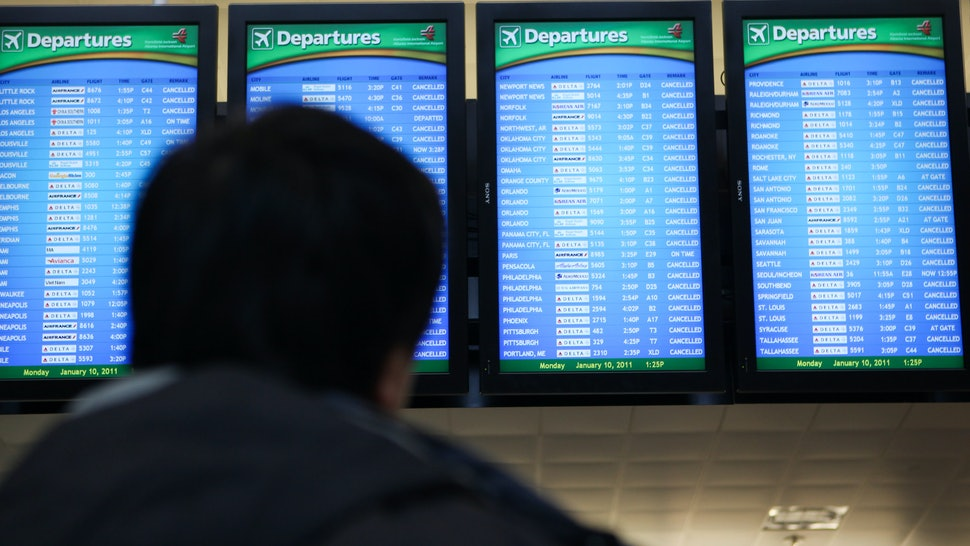 How Long Will The Atlanta Airport Power Outage Affect Flights? The