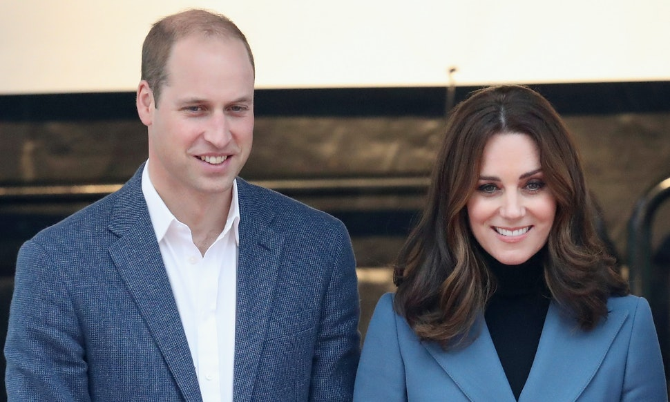 prince william kate middletons christmas card shows a lot of personality from george charlotte - Kate Middleton Christmas