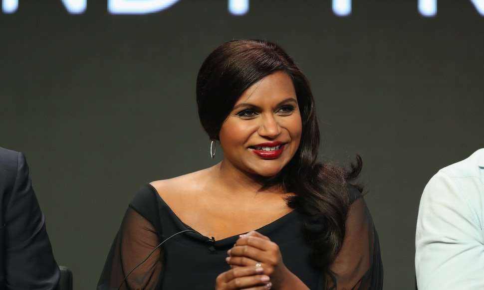 What Is Mindy Kalings Babys Name The Actor Is Now Officially A Mom