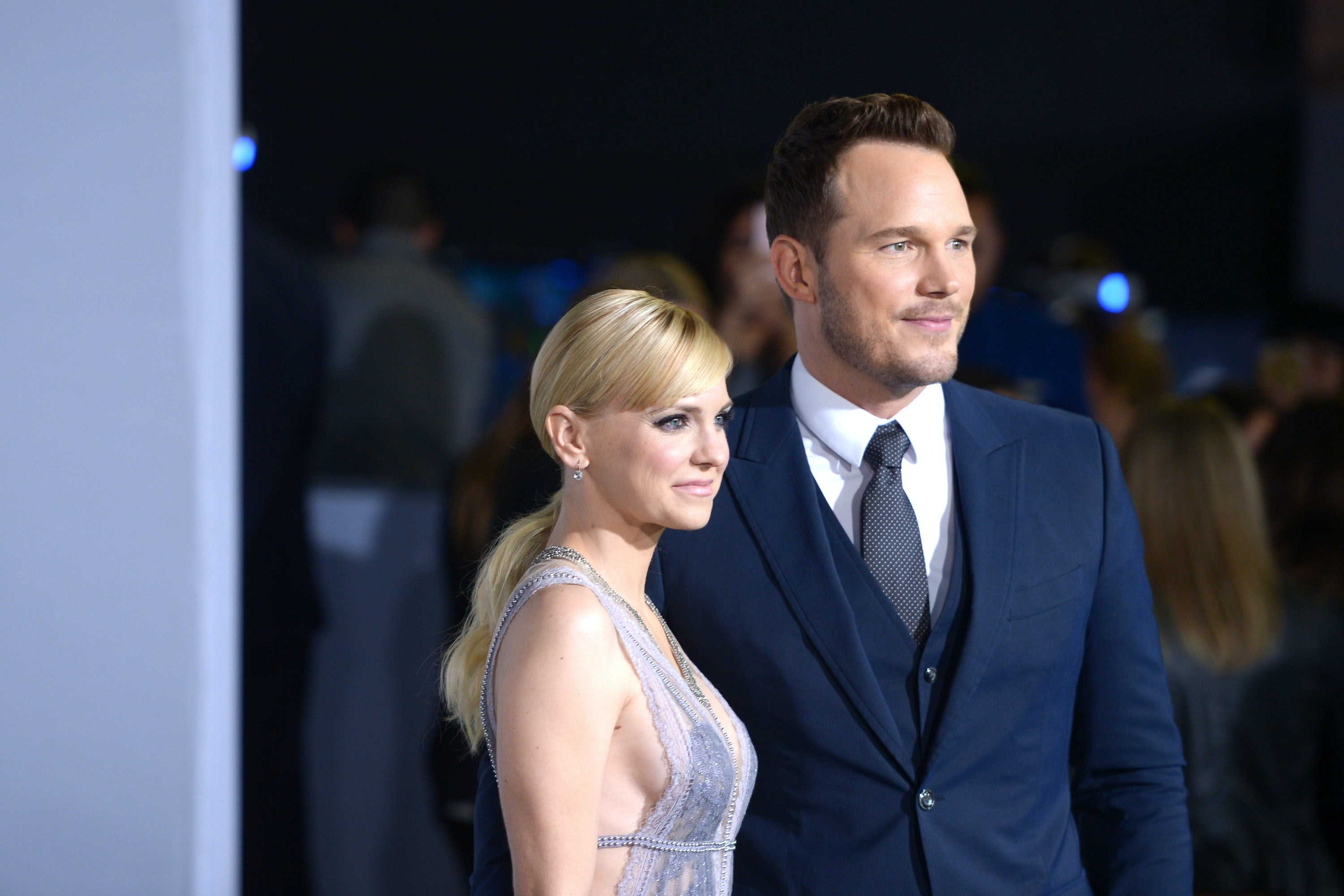 Chris Pratt files for a divorce from Anna Faris