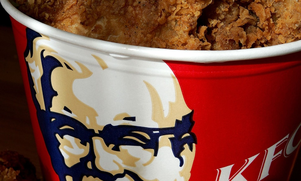 "KFC Created A ""Low Odor"" Chicken In Japan To Make To-Go Orders Less ..."