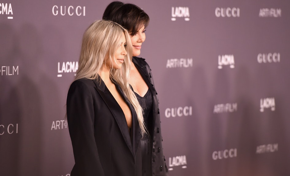 Photos Of The Kardashian Christmas Party Are As Lit As A Christmas Tree