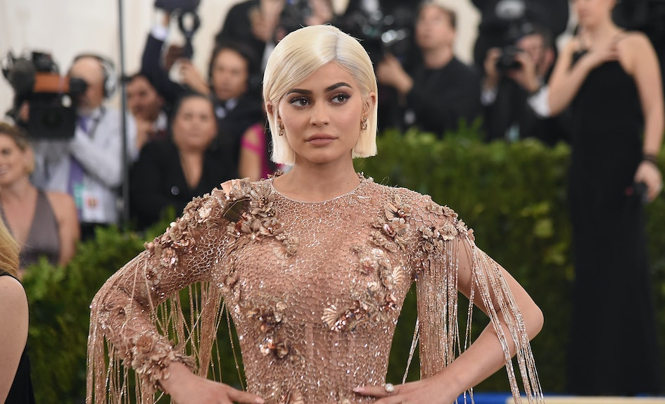 Kylie Jenner Went To The Kardashian Christmas Party In Her First ...