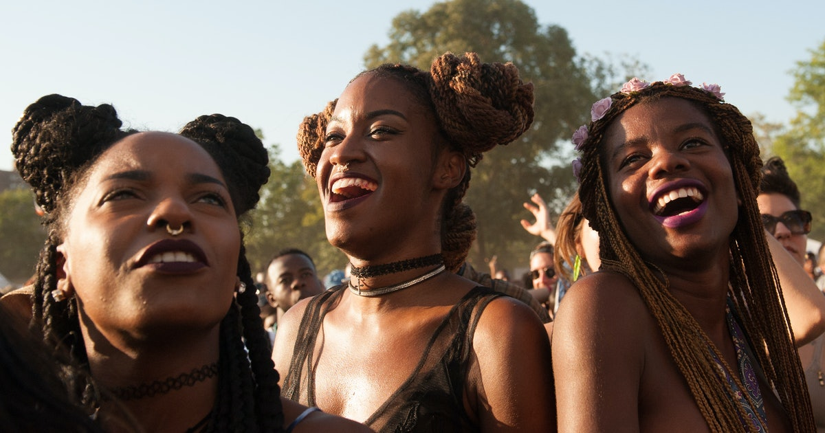 A Black Girl's Guide To Surviving Festival Season, So You Can Have Your Best Summer Yet