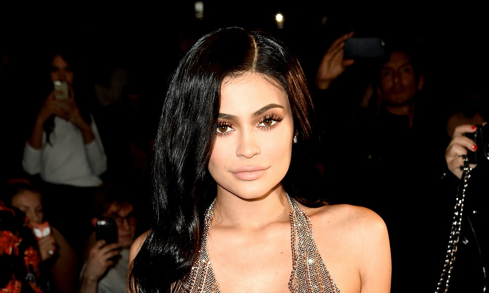 Kylie Jenner Attended The Kardashian Christmas Party & Here\'s Proof ...