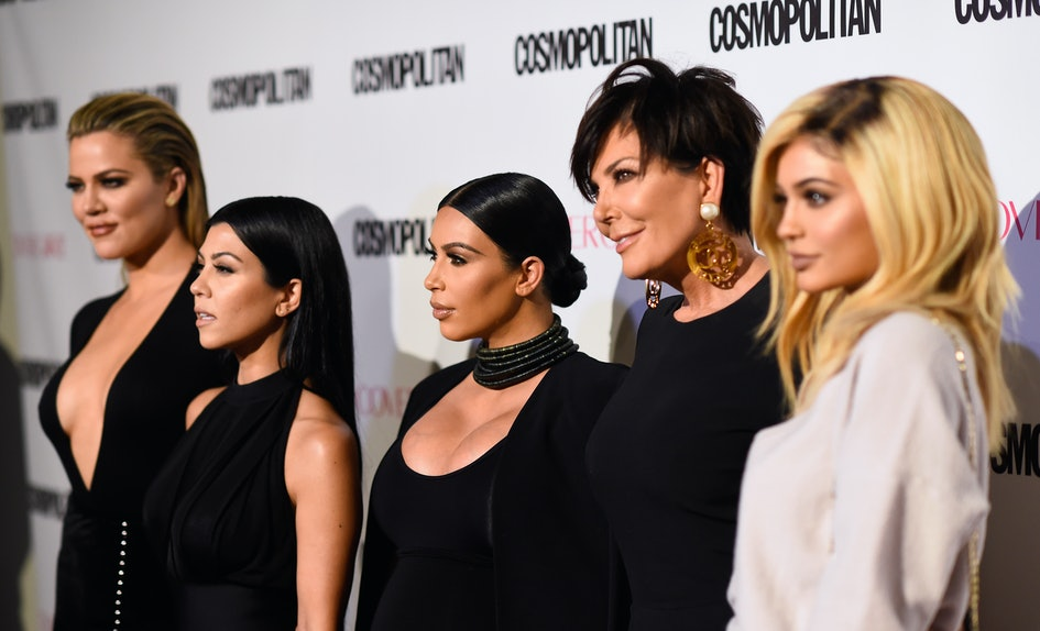 5 Kardashian Christmas Card Details You Probably Missed While ...