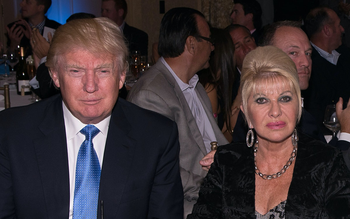 How Trump Met Each Of His Wives Will Make You Cringe
