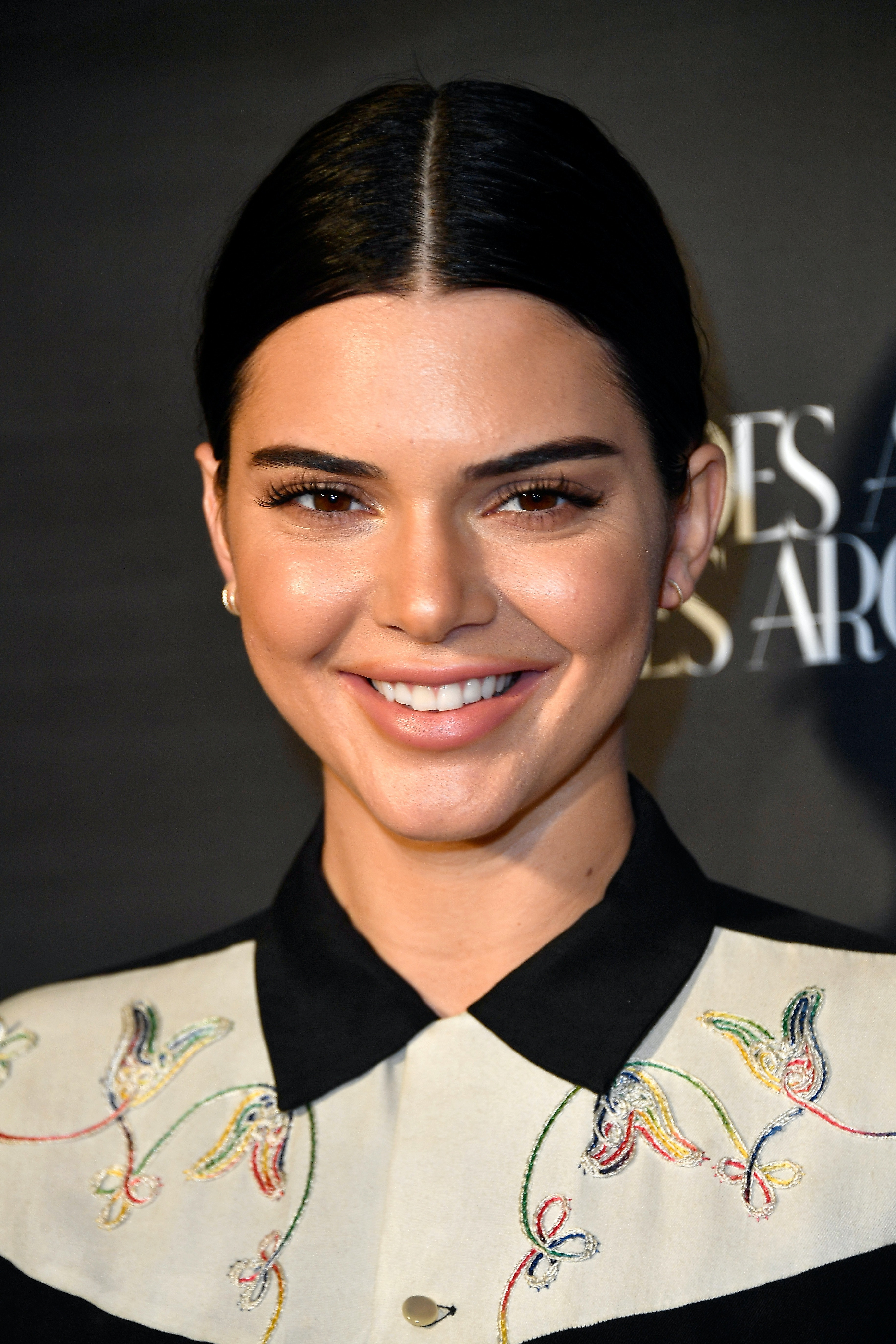 photo Kendall Jenner Responds to Long-Speculated Rumors That She'sGay