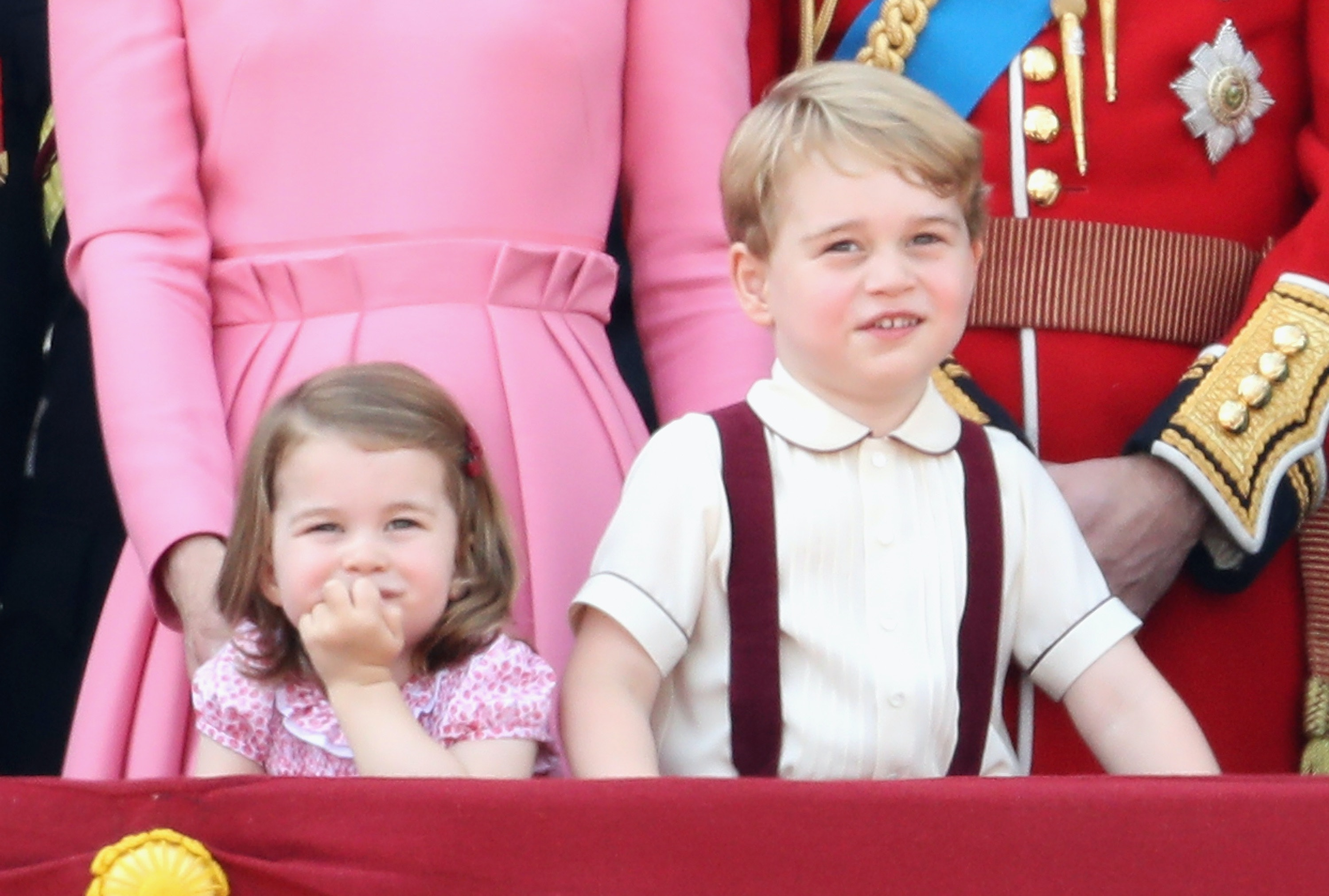 Prince George & Princess Charlotte Will Reportedly Be In Meghan ...