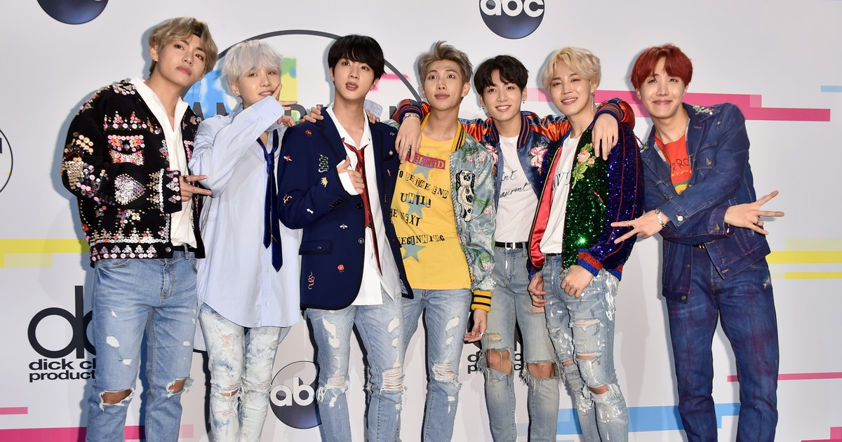 ba099ec104b9 Do BTS Have Snapchat  There Are Many Ways To Connect With The Boy Band
