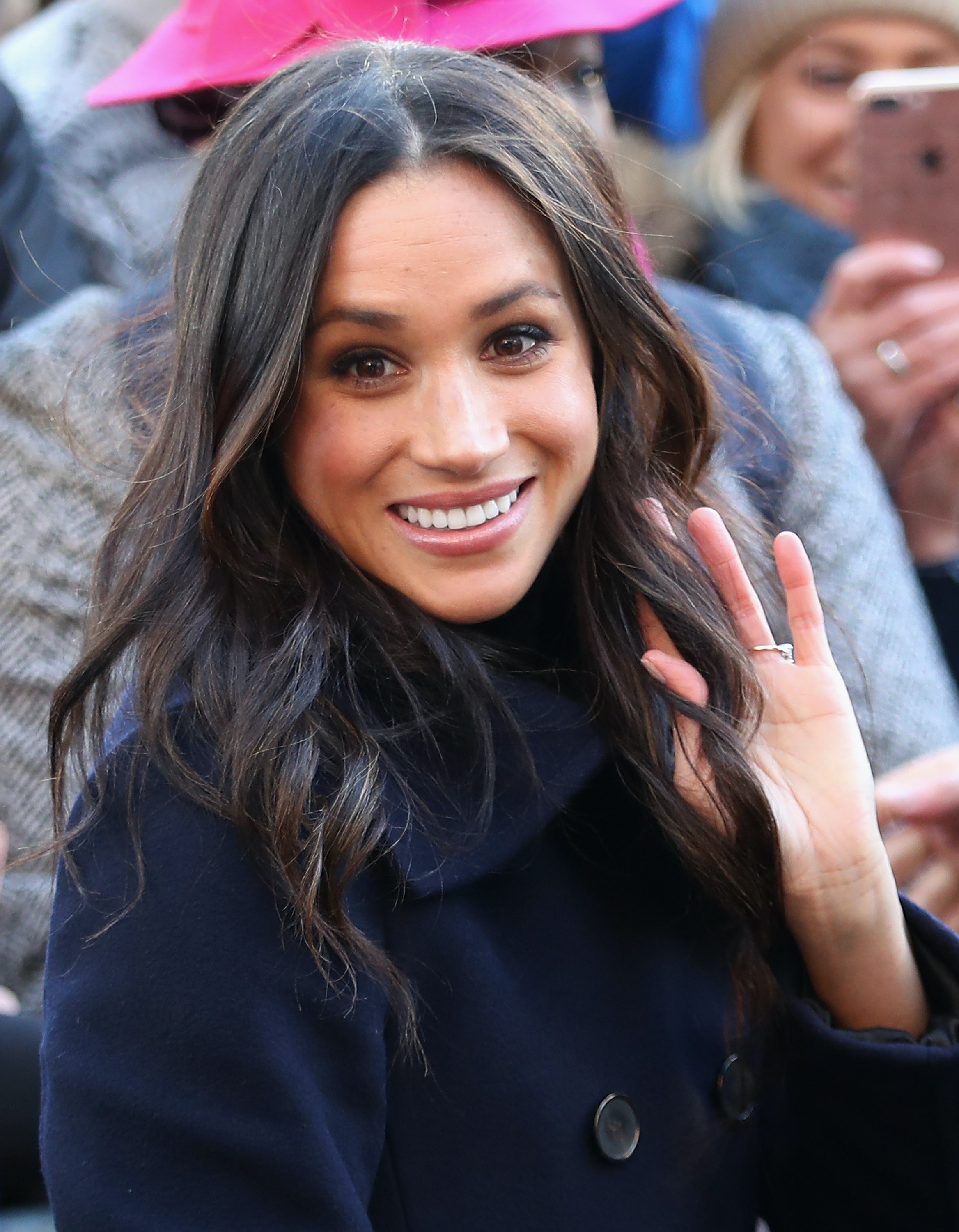 Meghan Markle Attends Public Yoga Class With 60 Strangers To Get Over Jet Lag In New York