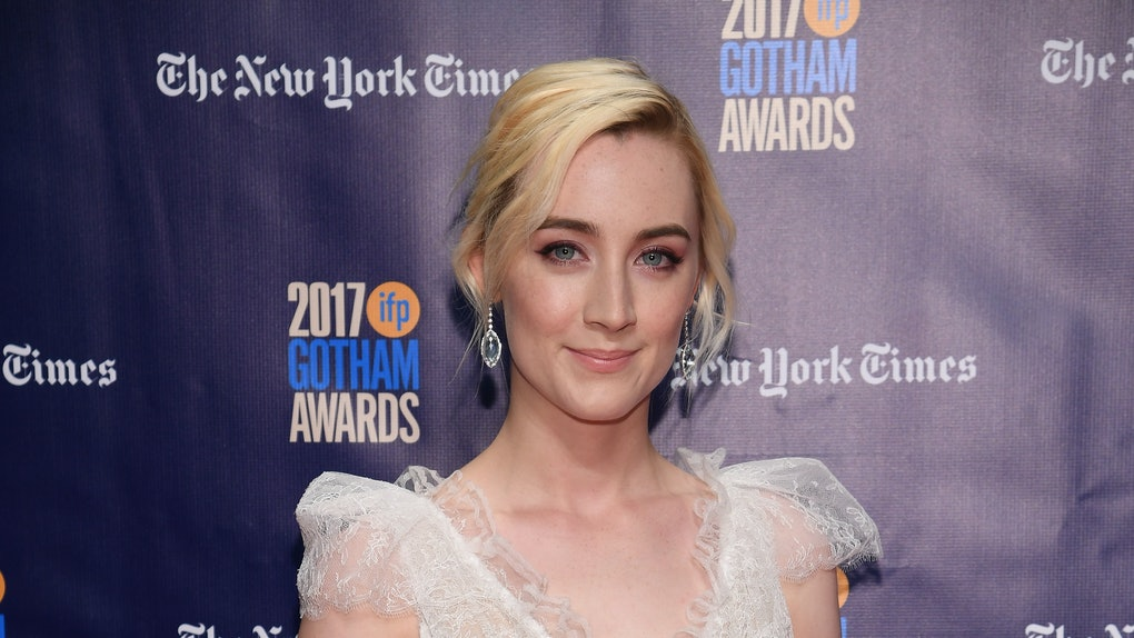 Here's How To Pronounce Saoirse Ronan's Name, In Case You