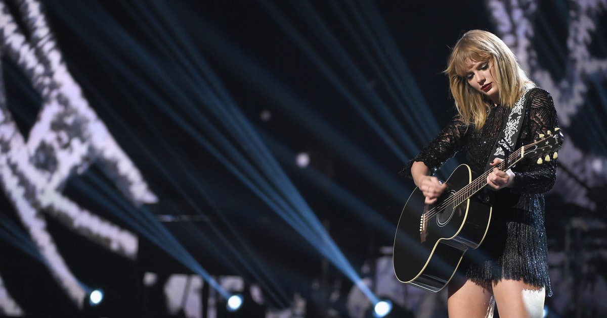 Taylor Swift's 'TIME' Person Of The Year Quotes About Her Harassment Will Enrage You