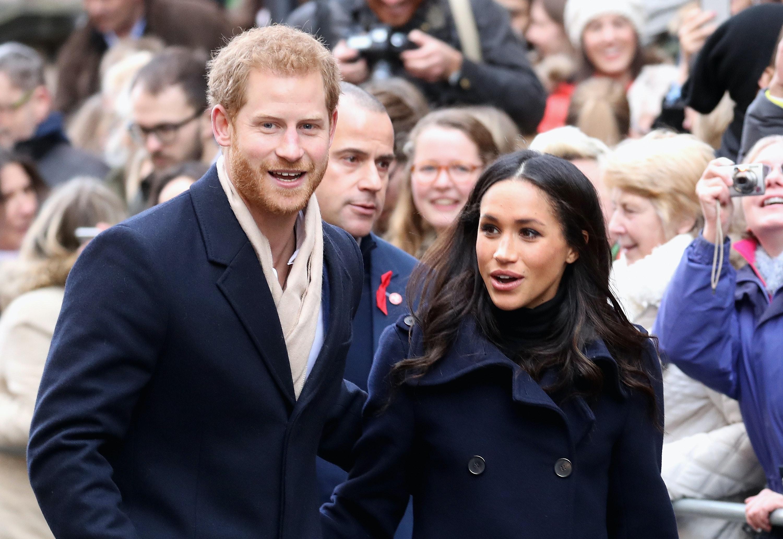 Megan And Harry Wedding.Royal Stewards Working Prince Harry Megan Markle S Wedding Are