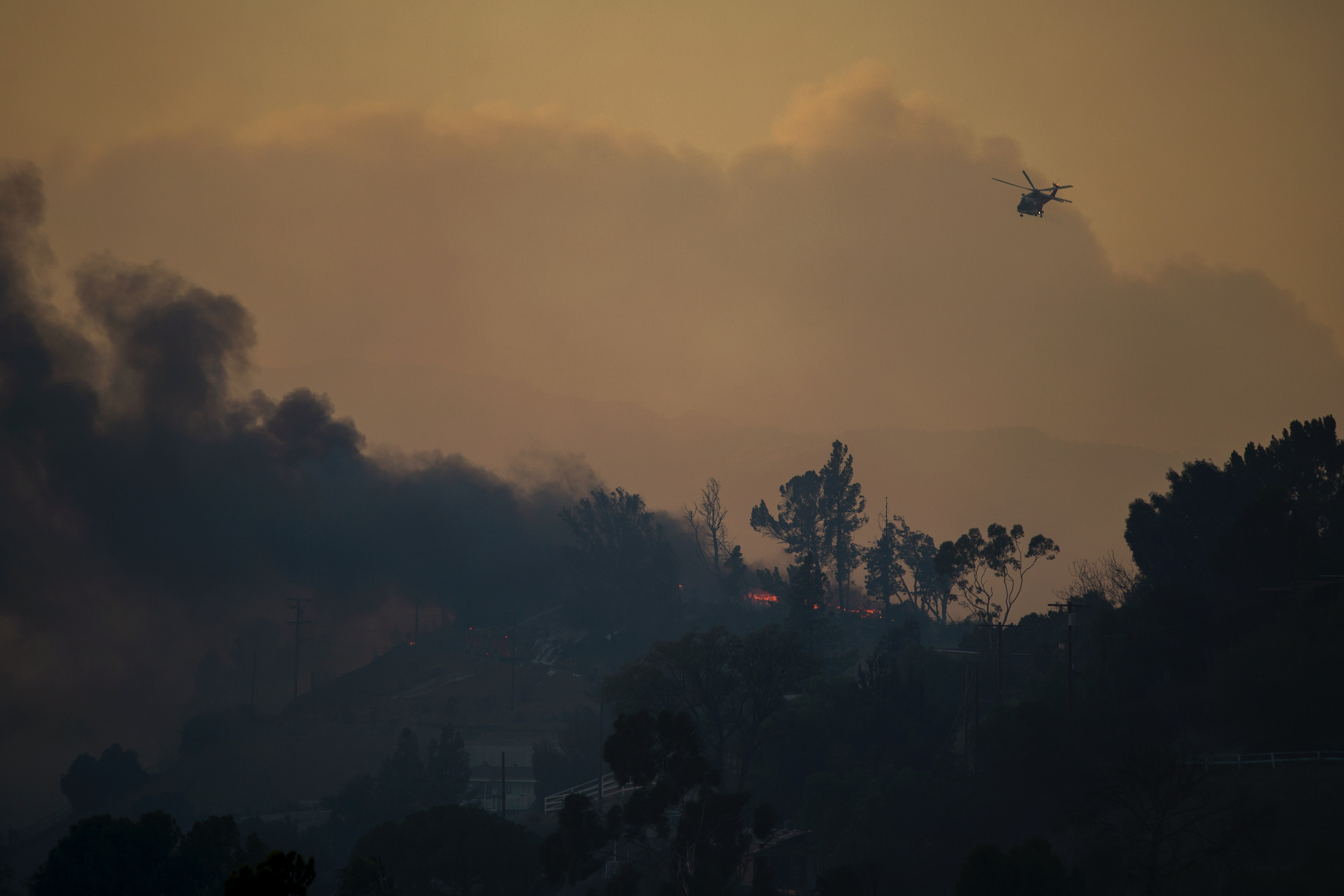 Are The Southern California Fires Affecting Flights? Los