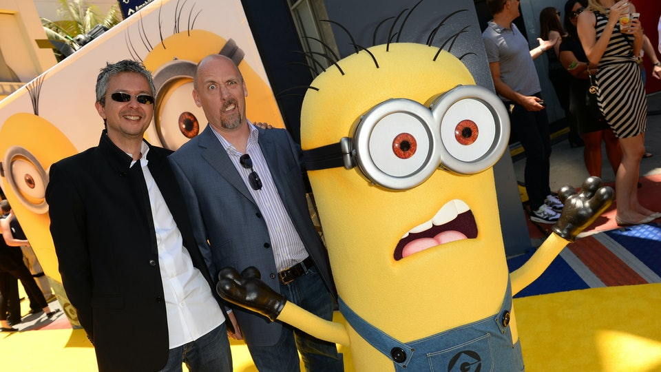 Who Voices The Minions In 'Despicable Me 3'? He Plays A Bigger Role Than Most Realize