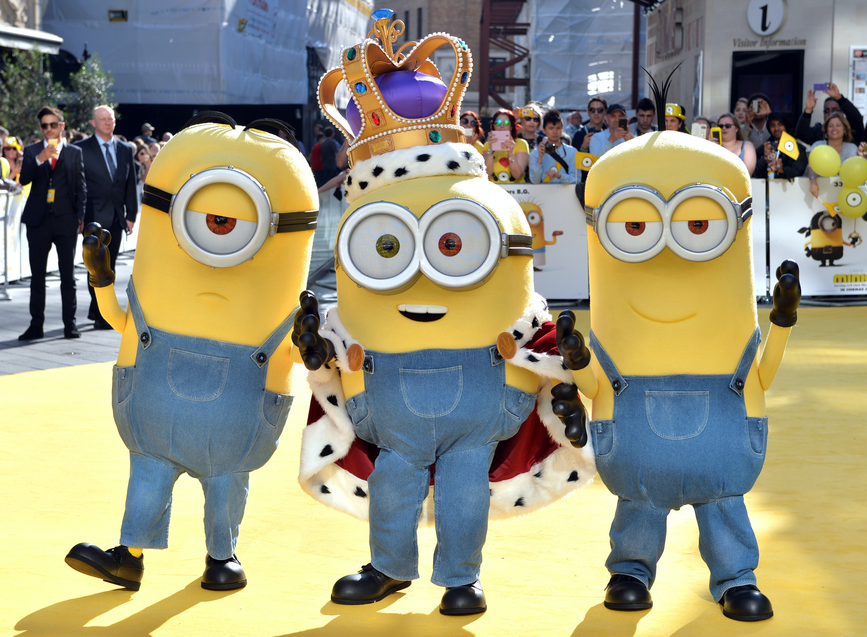 Where To Buy Minions Costumes For Kids Who Love Their Little Yellow Friends