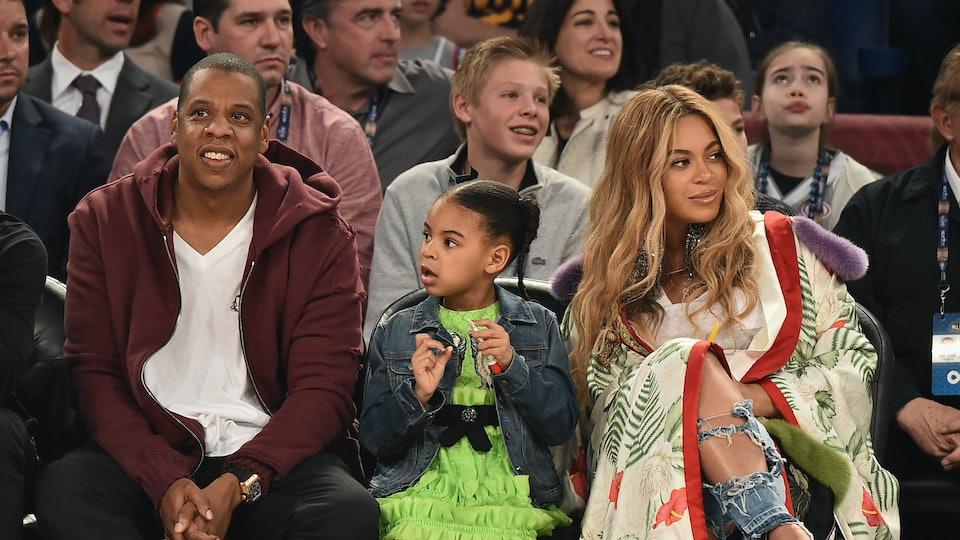 All Of 444s Lyrics About Jay Z Beyonces Children