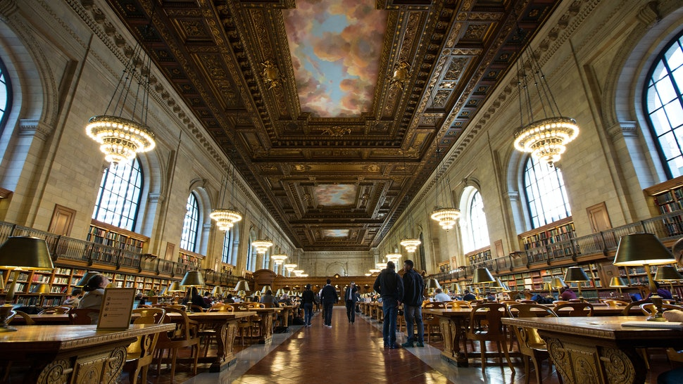 10 Of The Biggest Libraries In The World To Add To Your