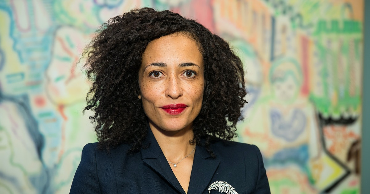 Zadie Smith Is Writing A Historical Fiction Novel About Highwaymen In London