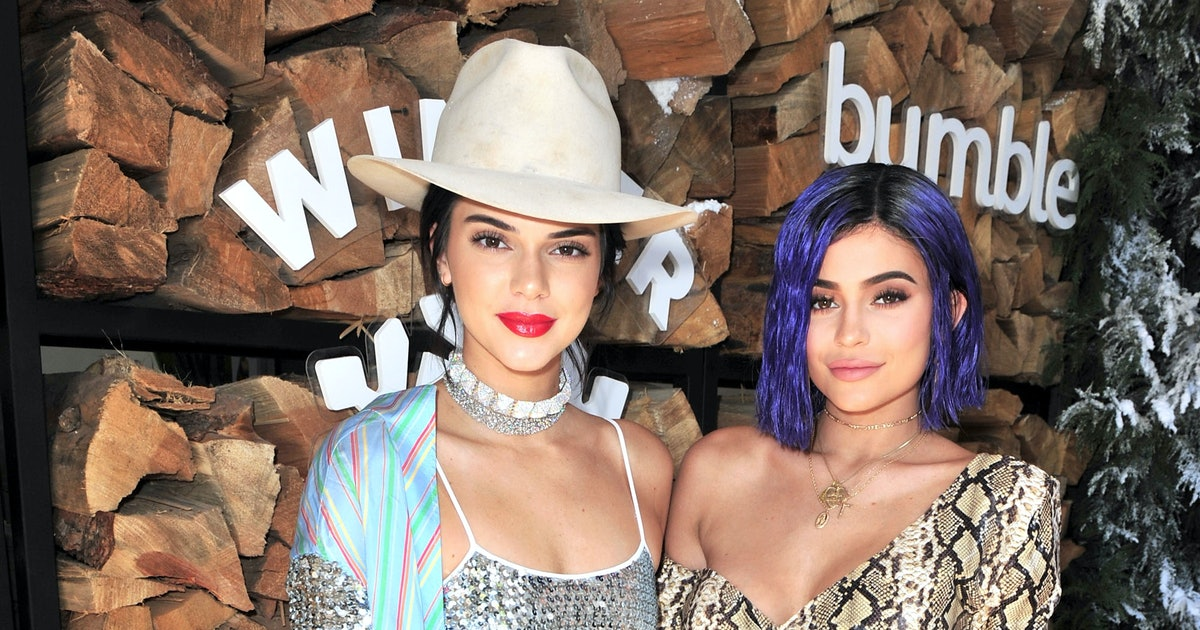 771a507d67d75 The Family Member Who Inspired Kendall + Kylie's New Swimwear Line Probably  Isn't Who You Think