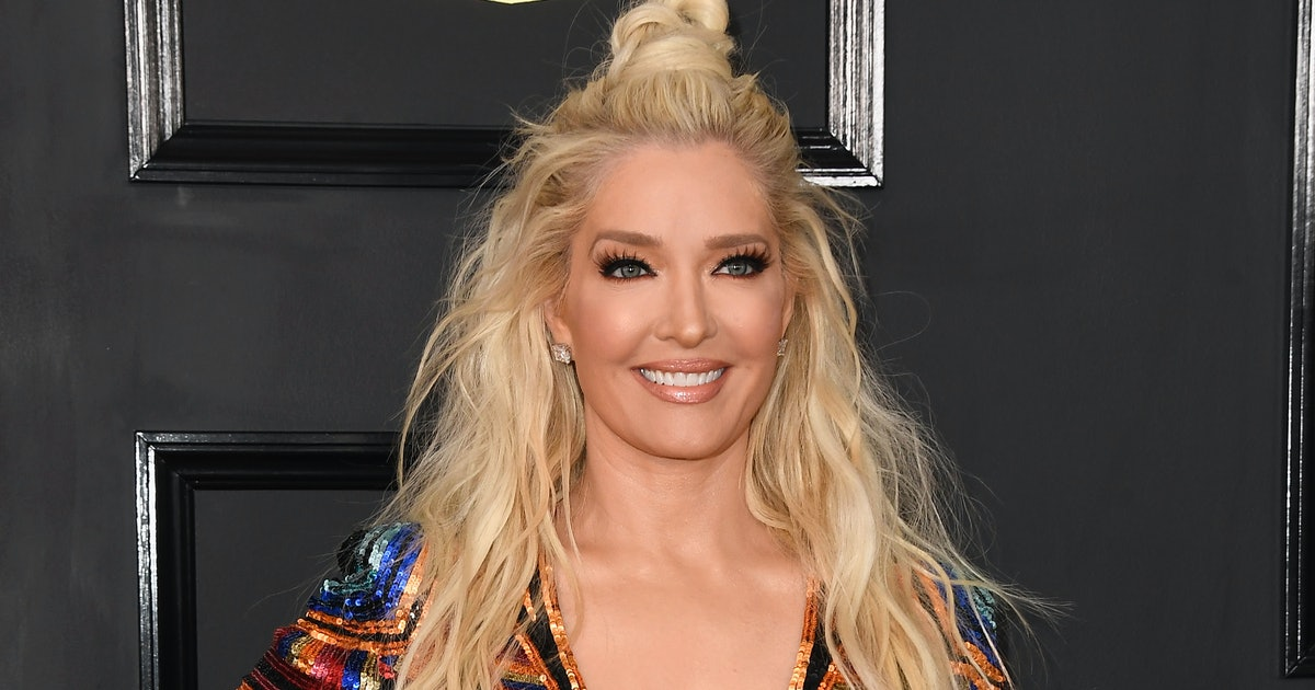Erika Jayne Is Writing A Memoir That You'll Wish You Could Add To Your Bookshelf Already