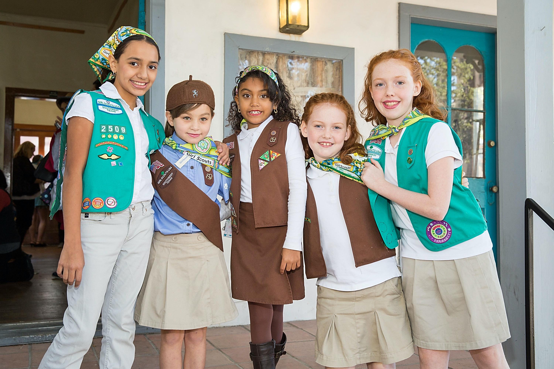 Girl scouts xxx