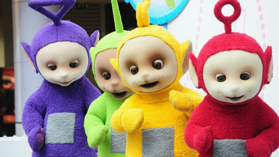The Teletubbies Have Kids Now Theyre As Creepy As You Think