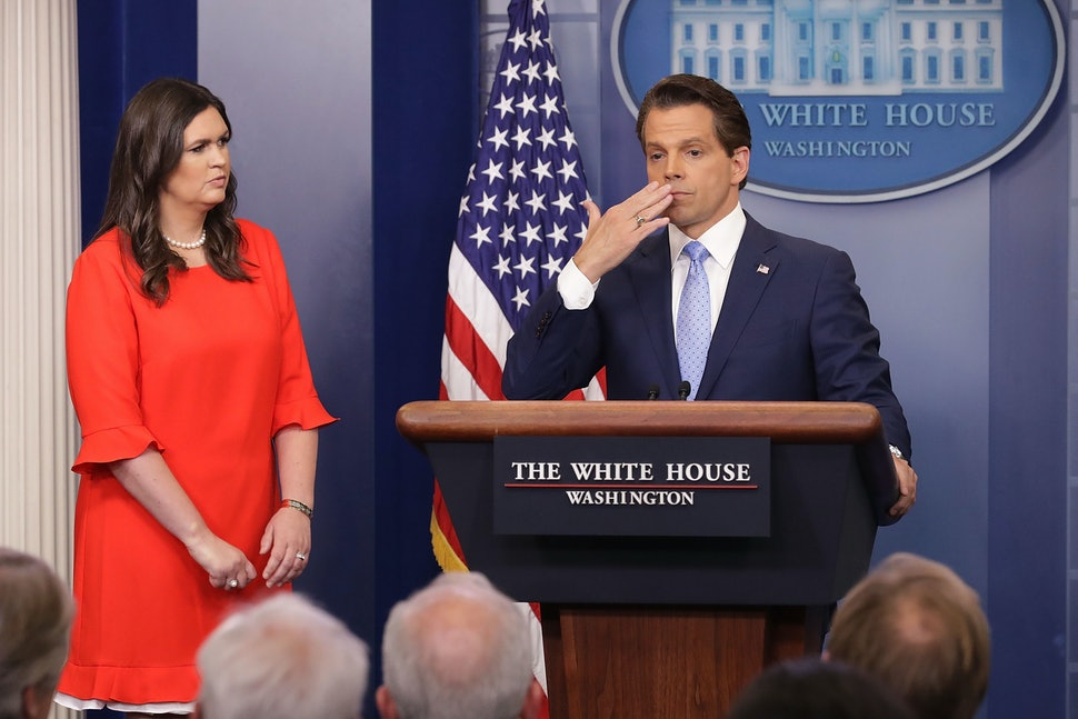 Shorter White House Statement On >> What Will Anthony Scaramucci Do Next His White House Days Aren T