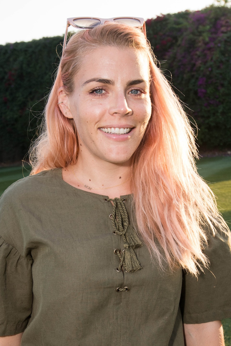 Busy Philipps Spent Her Fourth Of July Being A Literal Life Saver