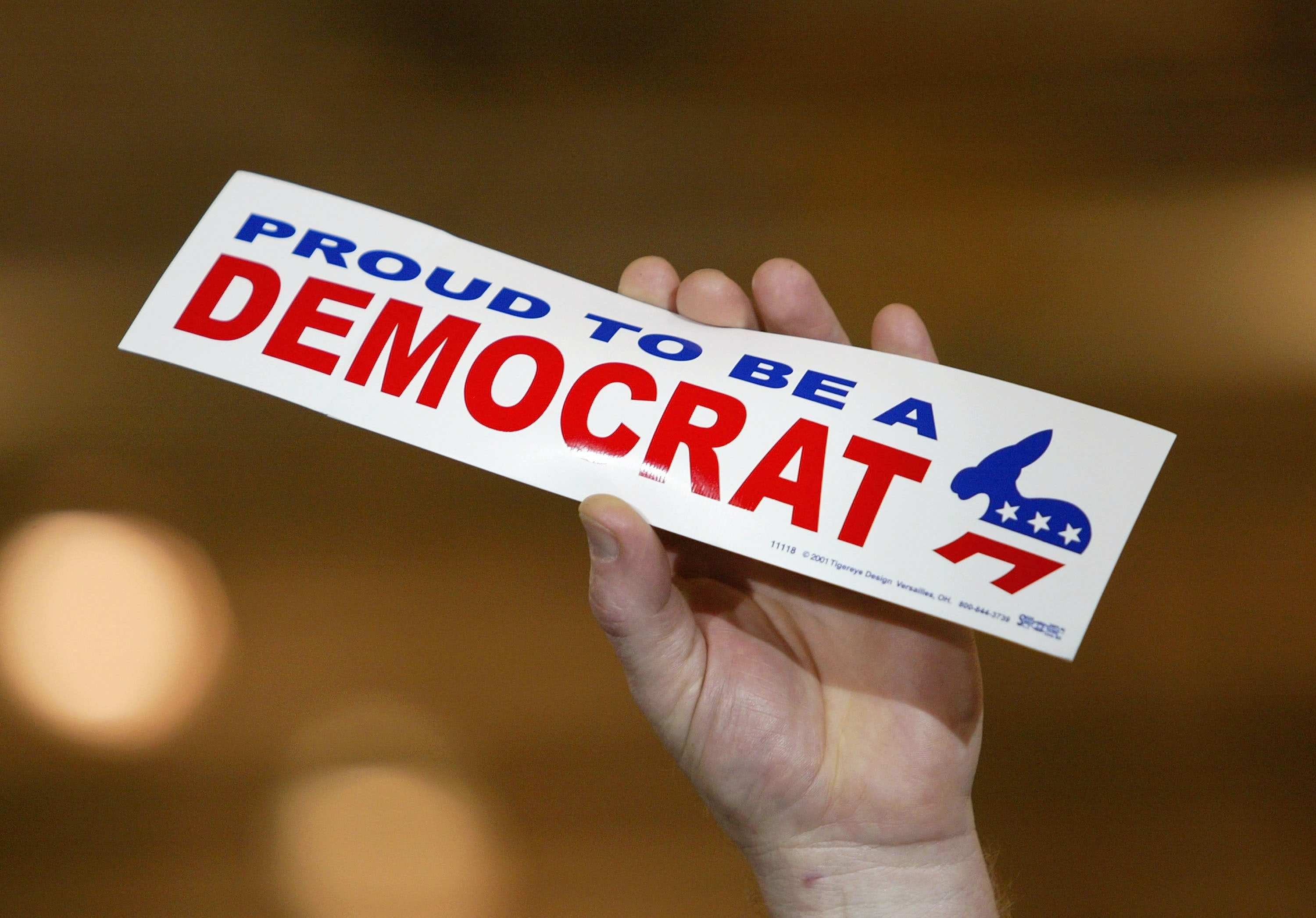 People Can't Decide If These Democrat Slogan Ideas Are Funny
