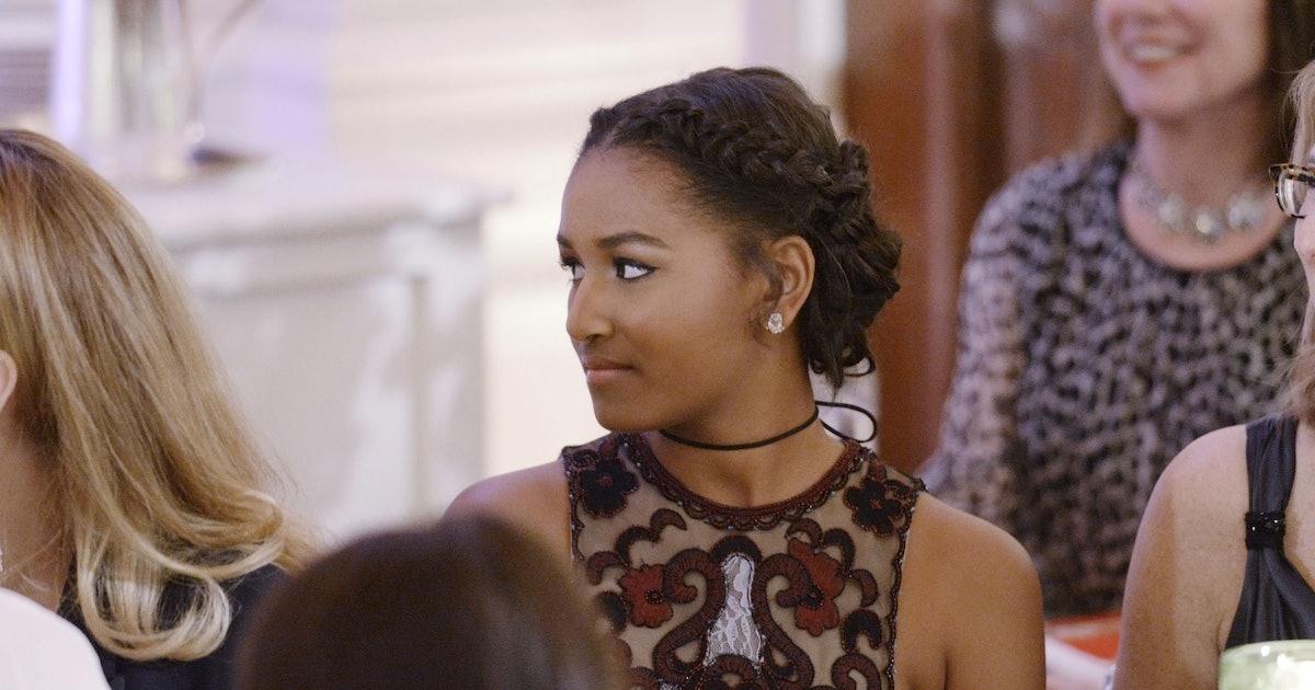 Sasha Obama Graduates High School & Her Next Move Could Be A Big One