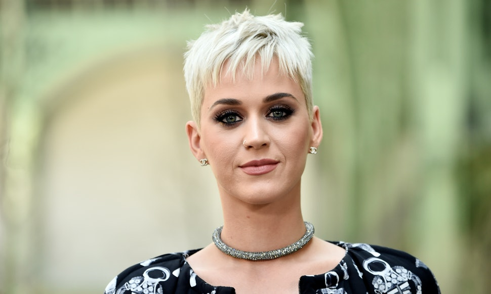 Heres The Real Reason Katy Perry Got That Pixie Cut According To