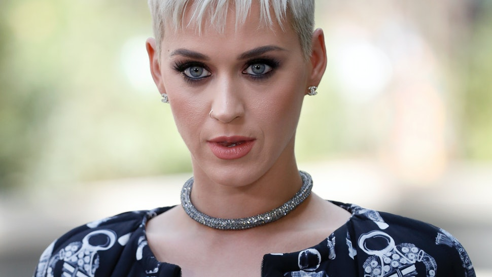 Katy Perrys Indi Perfume Is Androgynous She Wants Everyone To Wear It