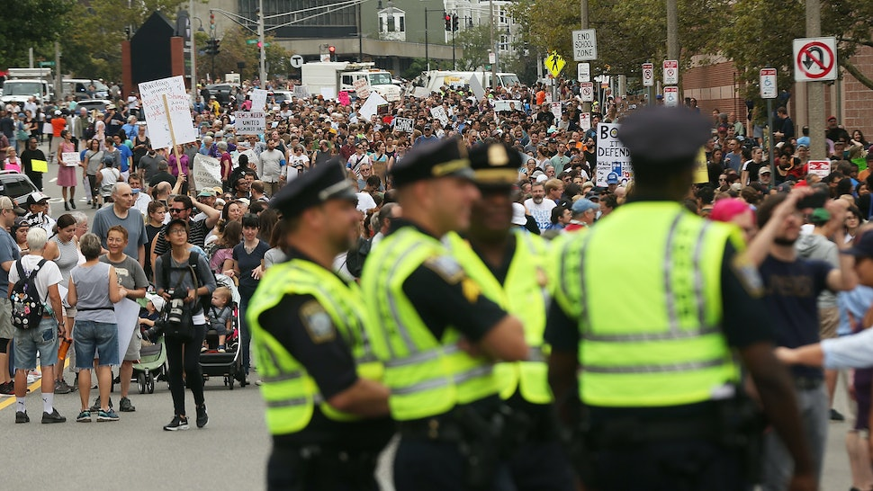 Why Did The Boston Free Speech Rally End? It Came To An
