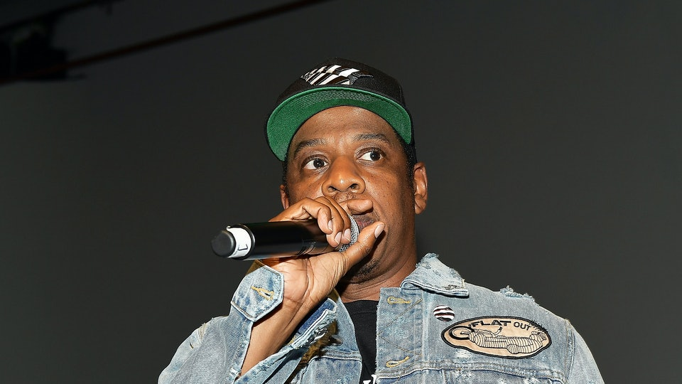 jay z just explained how the twins got their names it all makes