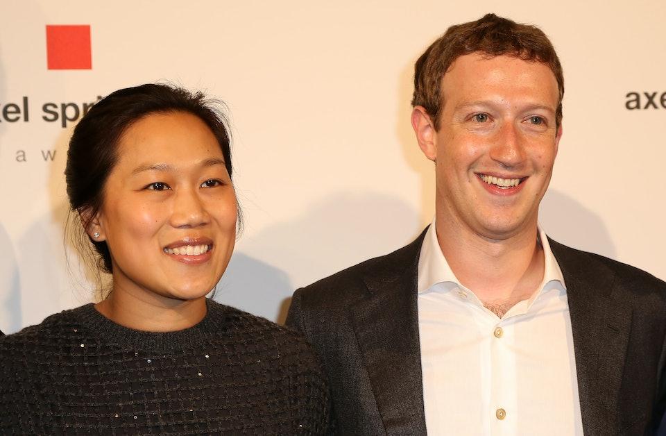 What Does Priscilla Chan Do Mark Zuckerberg S Wife Has A Pretty