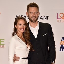 Vanessa Grimaldi and Nick Viall from 'The Bachelor.'
